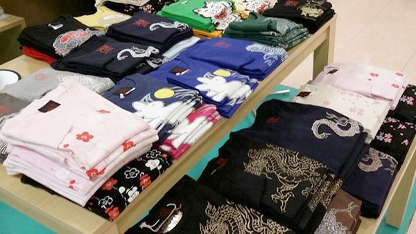 ジャポリズム和柄Tシャツ